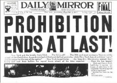 prohibition repeal