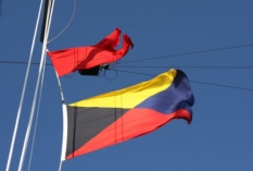 bravo zulu flags